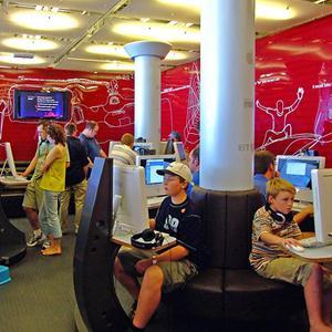 Интернет-кафе Железнодорожного