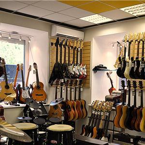 Музыкальные магазины Железнодорожного