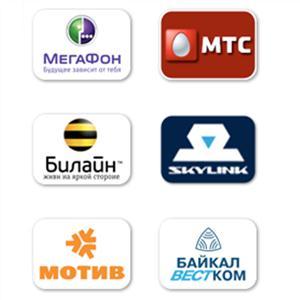 Операторы сотовой связи Железнодорожного
