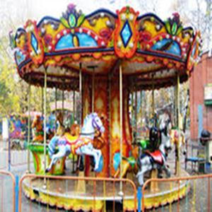 Парки культуры и отдыха Железнодорожного