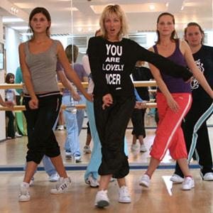 Школы танцев Железнодорожного