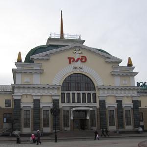 Железнодорожные вокзалы Железнодорожного
